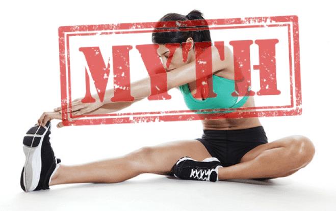 hamstring stretch myth