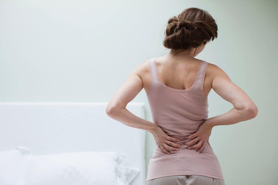 mattress causing back pain losaltos