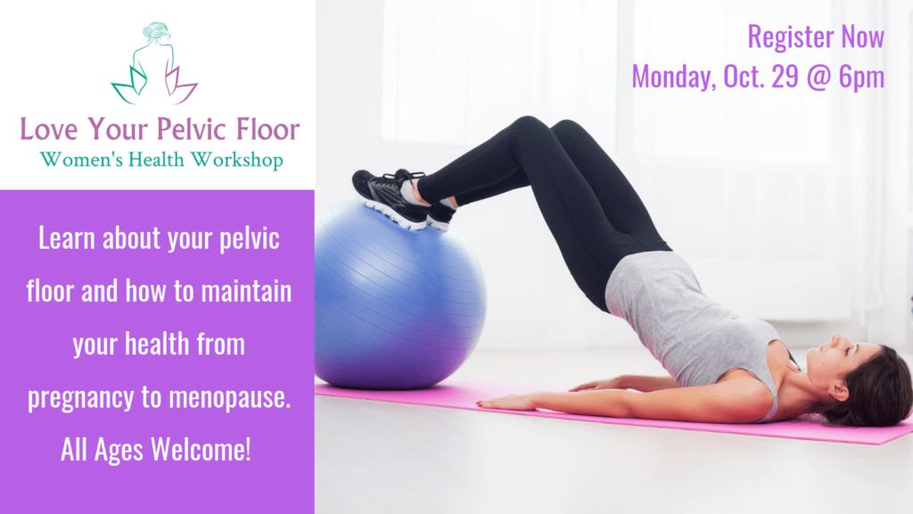 love your pelvic floor physiofit