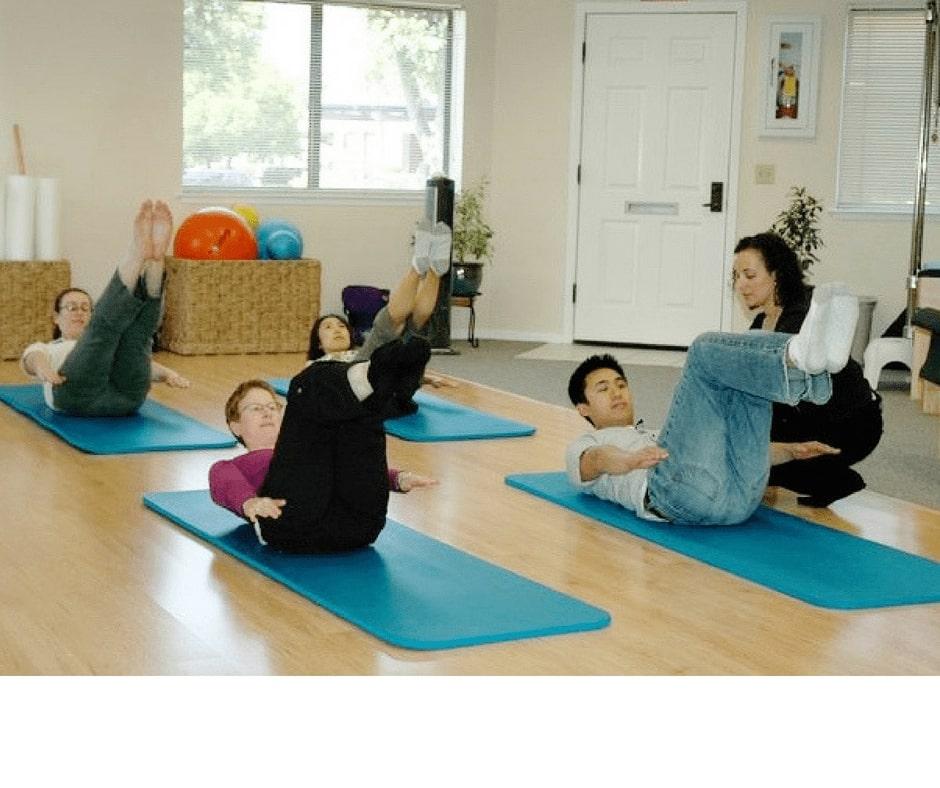 physiofit pilates mat