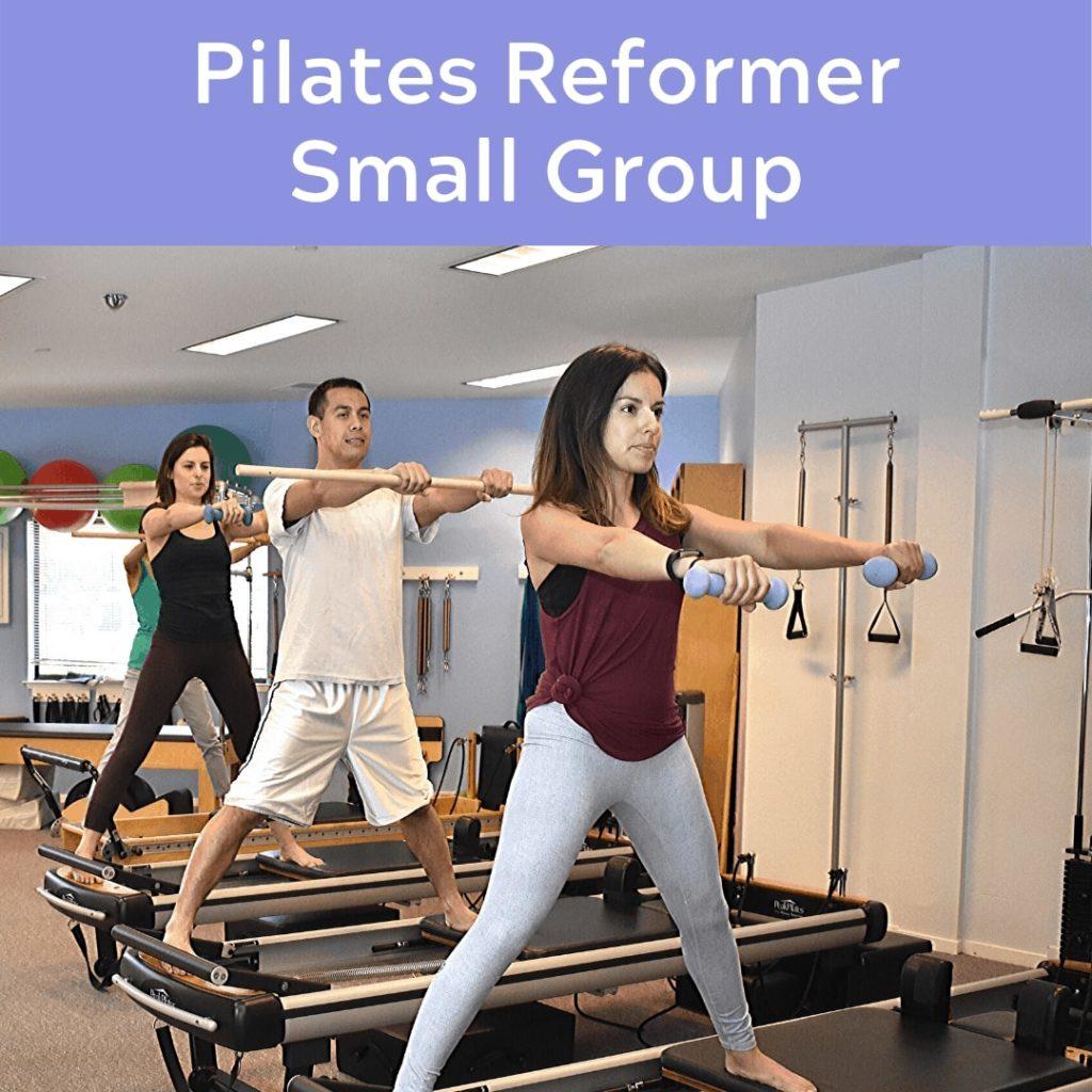 pilates reformer group 1