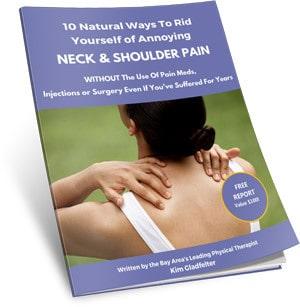 report cover neck shoulder pain